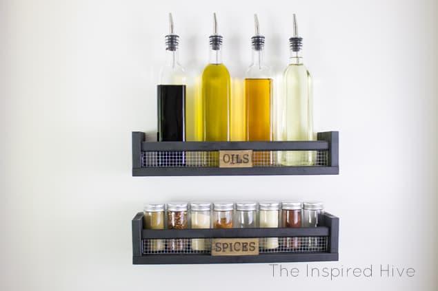 14 Brilliant IKEA Bekvam spice rack hacks & uses