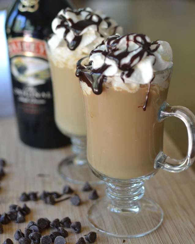 Irish Creme Chocolate Coffee