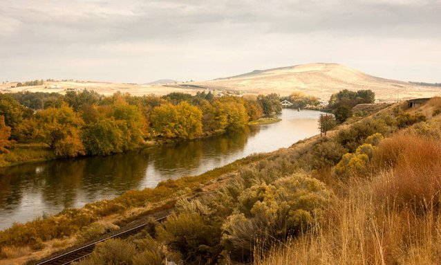 yakima river best place to retire in washington