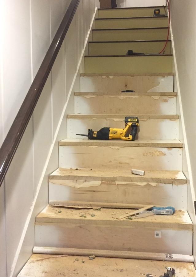 wood-stairs-diy