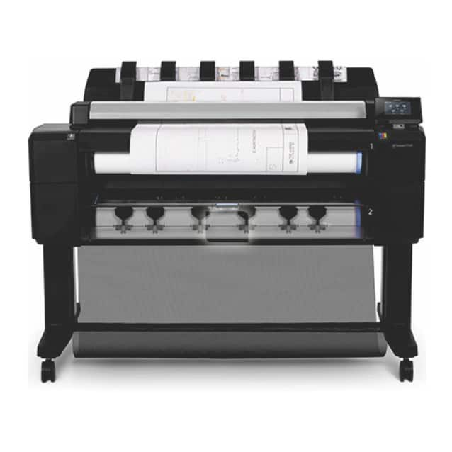 HP DesignJet T2530 36-in Multifunction Printer