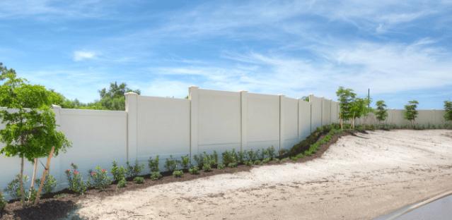 Permacast Precast Concrete Retaining Walls