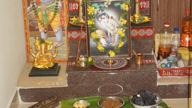 How We Celebrate Sri Krishna Jeyanthi At Our Home