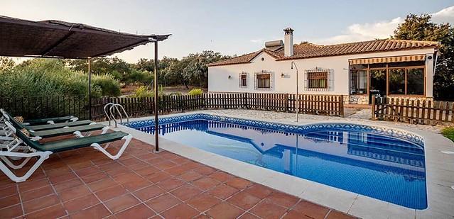 Top 4 mejores casas rurales con piscina en Andalucía en 2021