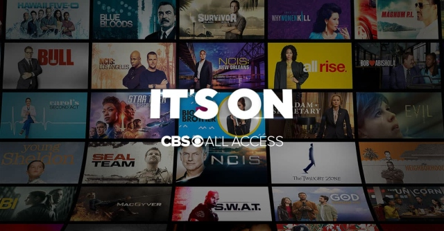 watch soccer via CBS All Access