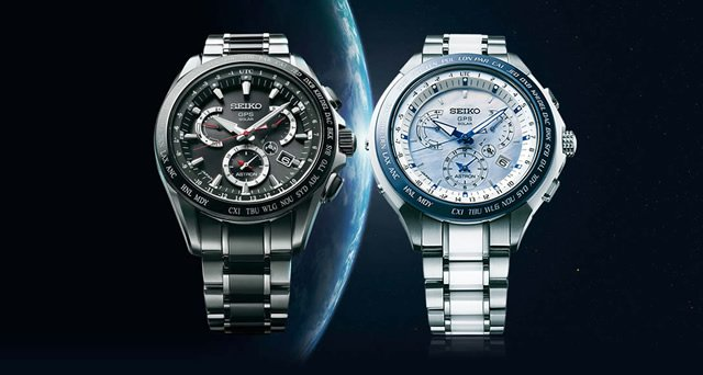 Seiko Astron GPS Solar Watch SSE041 AND SSE039