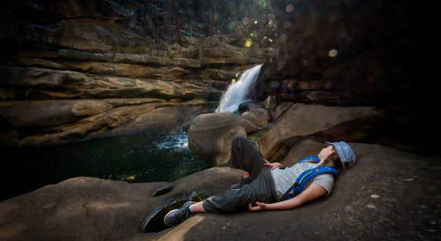 mermaids pool loop - Tahmoor gorge