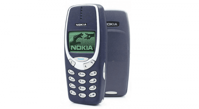 The Legendary Nokia 3310 Might Be Re-launched At MWC 2017