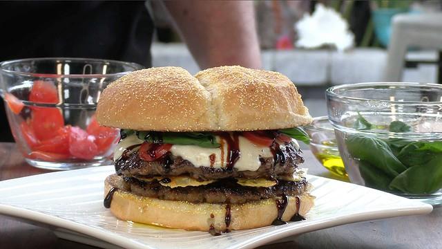 Italian Cheeseburger Recipe