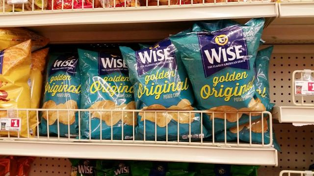 Wise Original Potato Chips