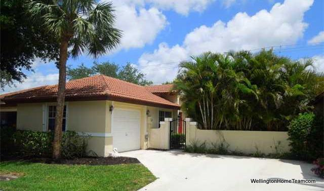Wellington Downs Homes for Sale in Wellington Florida - Homes