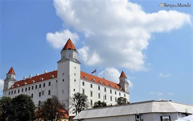 Castelo de Bratislava, Eslováquia