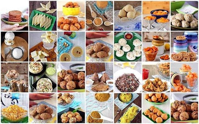 April Mega BM Collage - A - Z Journey of Tamil Nadu