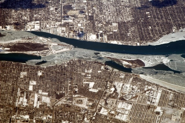 Windsor, Ontario, home of a legendary, mysterious Hum. Photo (CC-BY) Doc Searls.