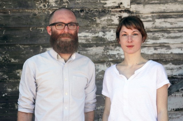 For all its impact, monome is these two people: Brian and Kelli. Photo courtesy monome.