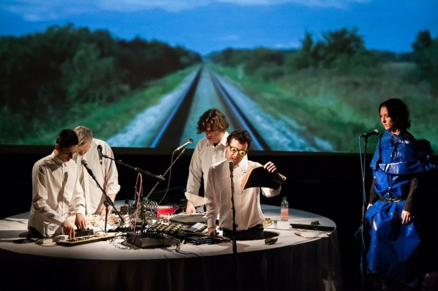 The next generation. Sound Exchange: The First Latvians on Mars.