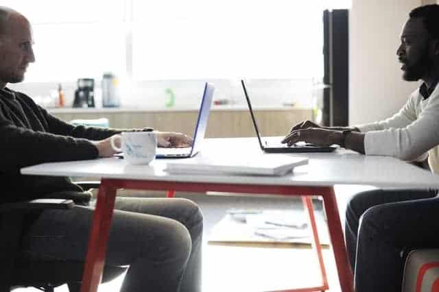 meja kantor, tempat kerja, meja akrilik, Astari Niagara Internasional