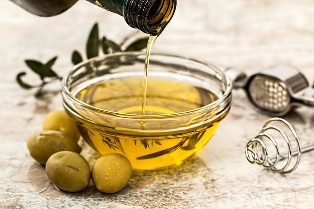 hairloss, gluten, olive oil