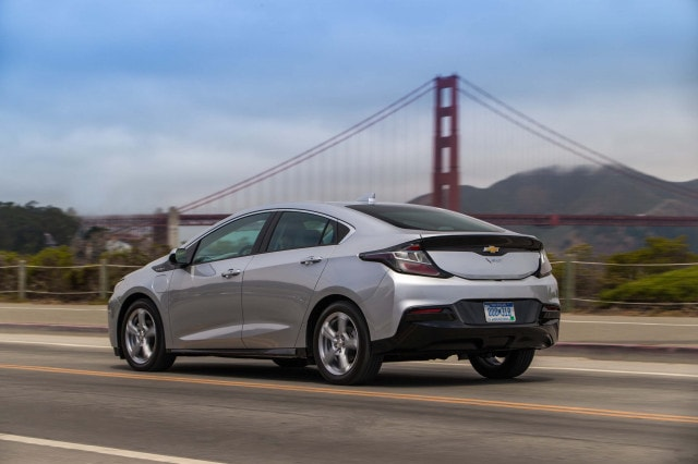 2019 Chevy Volt Safest EV