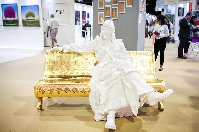 скульптура, Дубаи