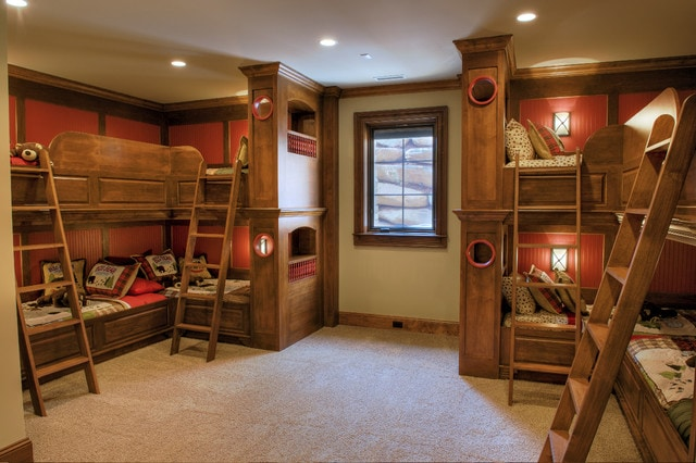 maximizing room in a cabin