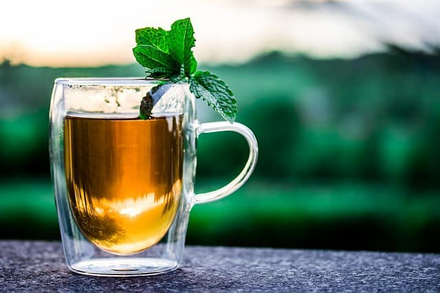health benefits of drinking different teas