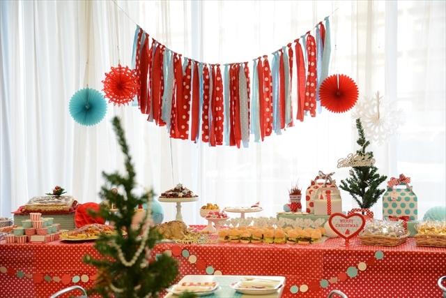 アクアクリスマスパーティー1R