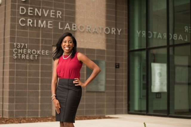 Darnisha Coverson: Career Chemistry