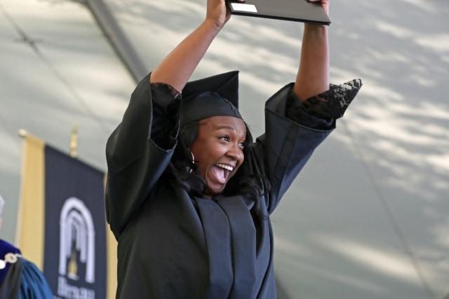 2018 Women's College Commencement