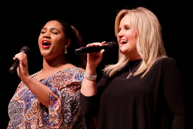 Brenau Gospel Experience features variety of musical talents