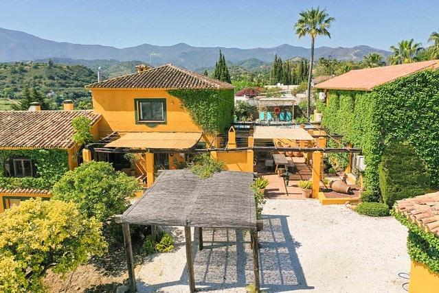 Top 5 mejores casas rurales en Andalucía para el verano de 2021