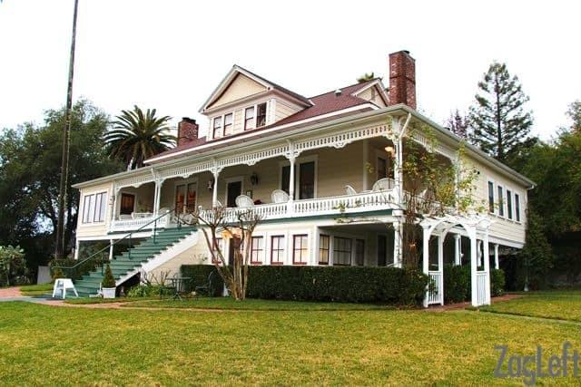 The Raford Inn - Sonoma County - ZagLeft