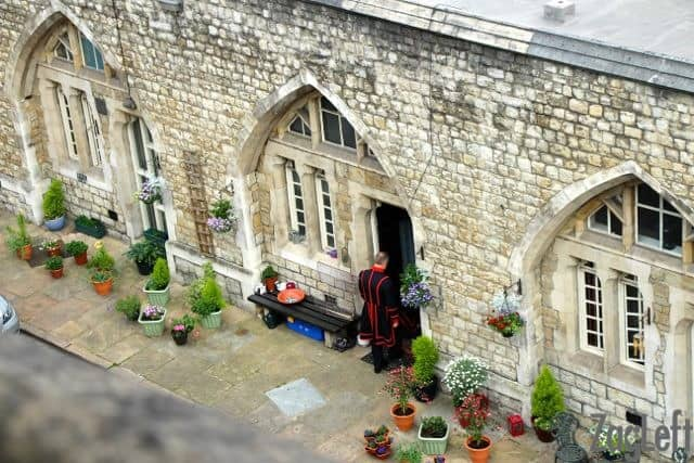 Apartments at the Tower of London | ZagLeft