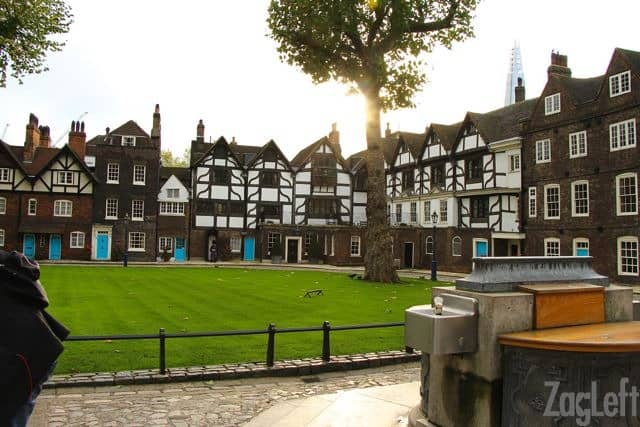 The Tower of London | Tower Green | ZagLeft