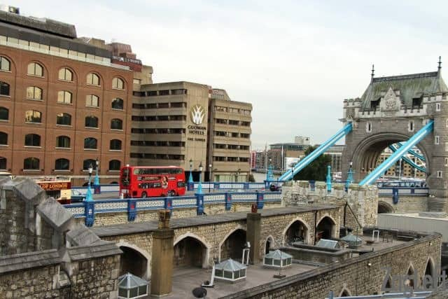 Views from the Tower | Tower of London | ZagLeft