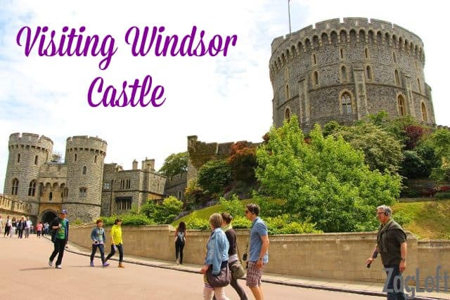 Things to see at Windsor Castle www.zagleft.com