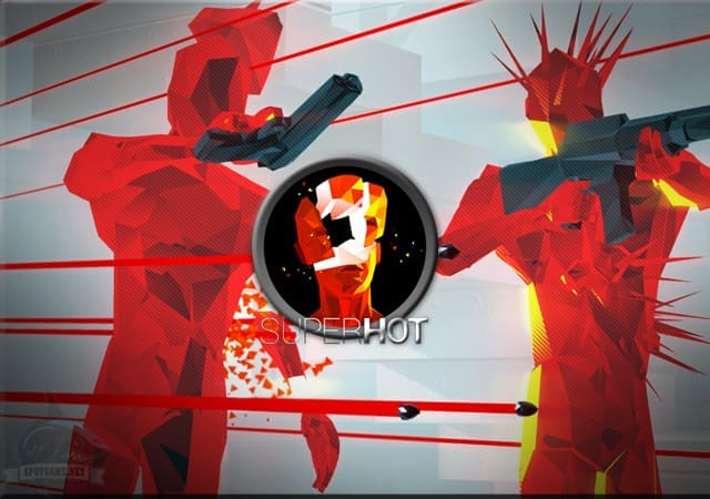 Superhot VR - Spotgame