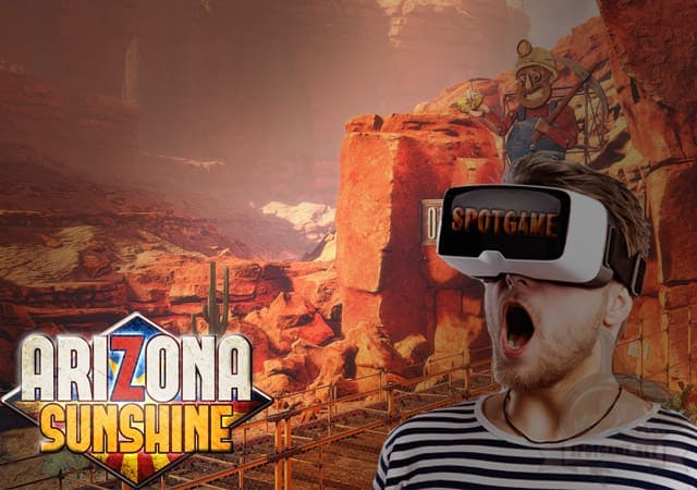 Game FPS Horror Arizona Sunshine Keseruan Membasmi Zombie Disiang Hari