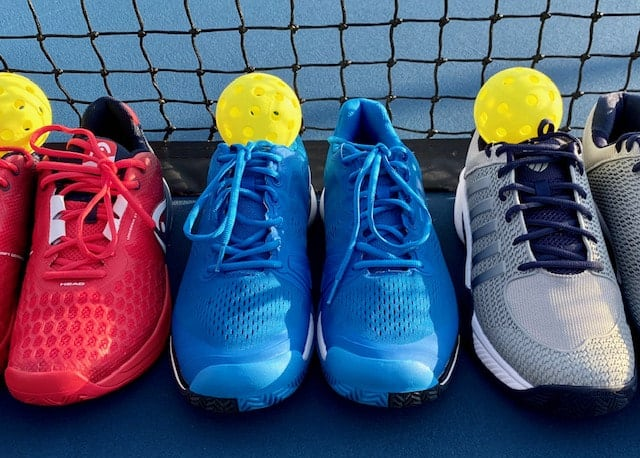 shoes for pickleball