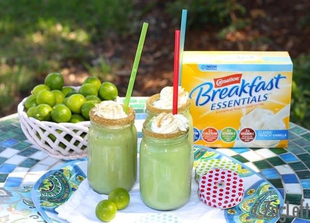 Key Lime Pie Smoothie - ZagLeft