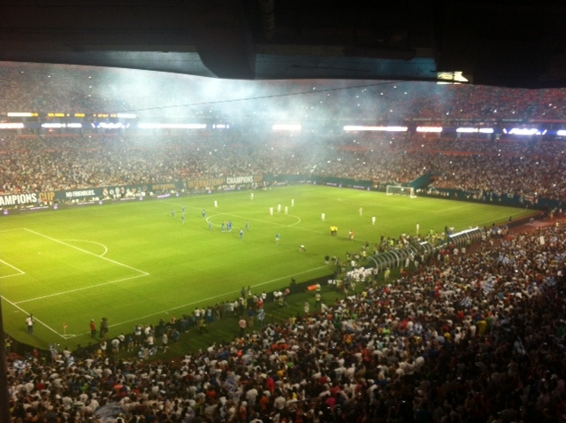 Schedule of soccer friendlies in US