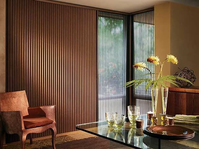 Hunter Douglas Vertical-Cellular-Shades