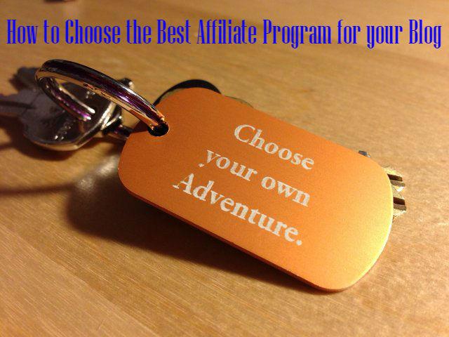 Best Affiliate Program for Blog