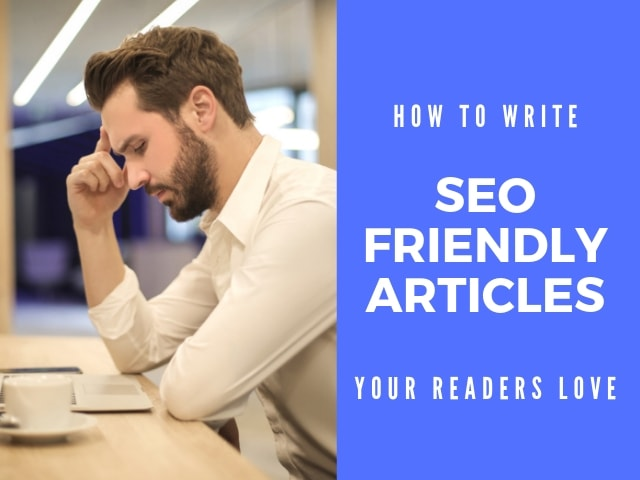 SEO Friendly Articles