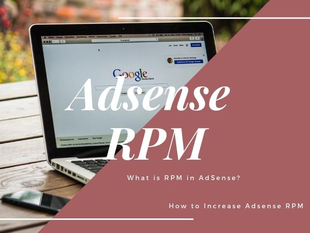 Adsense RPM