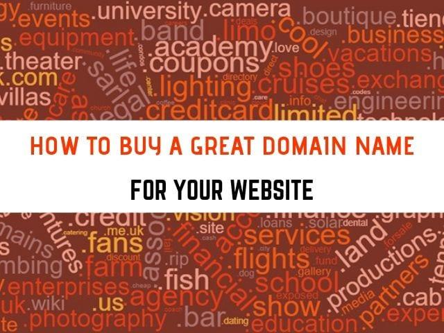 Great Domain Name