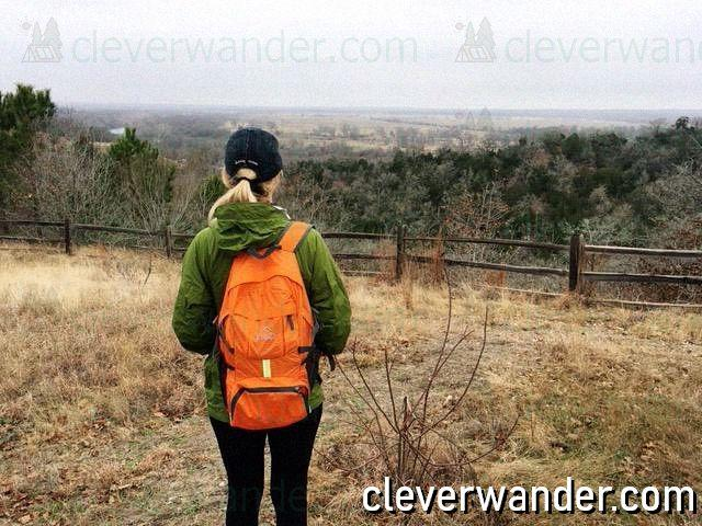 Venture Pal Lightweight Hiking Backpack - image review 2