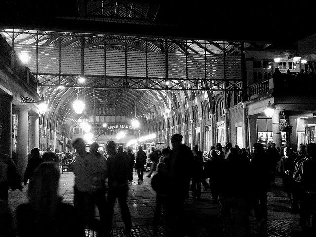 Picture: Covent Garden by J. D. Mack. Sourced from Flickr and reproduced under a Creative Commons Attribution-NoDerivs 2.0 Generic (CC BY-ND 2.0 Licence. 29108968@N06/2995836769/