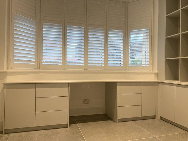 carpenter london - Bespoke Home Office - New Malden