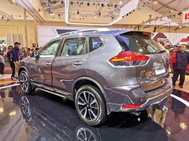 Nissan X-Trail Spesifikasi